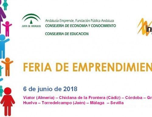 El CPIFP Aynadamar ha participado en la VI Feria de Emprendimiento de Granada celebrada el pasado 6 de junio