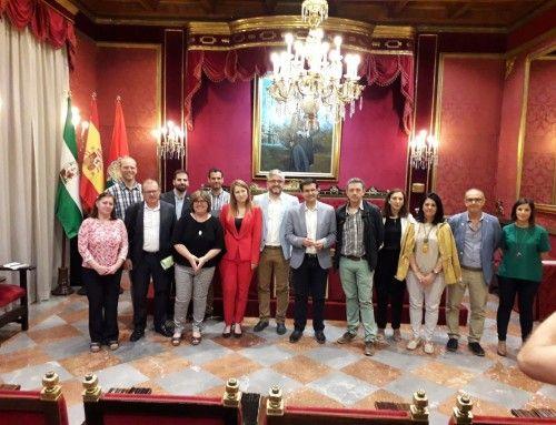 """El CPIFP Aynadamar participa en el proyecto """"Granada FP Share Plus"""" impulsado por el Ayuntamiento de Granada"""