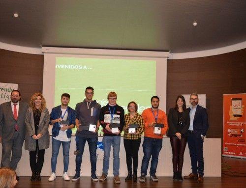 """Alumno de 2º Ortoprótesis entre los ganadores del concurso """"Talento Emprendedor""""-Granada-."""