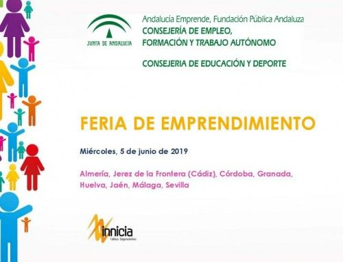 El CPIFP Aynadamar participa en la Feria del Emprendimiento de Granada